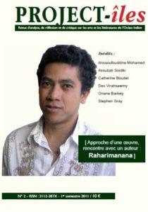 Deuxième numéro de la revue consacré à Jean-Luc Raharimanana et la littérature malgache