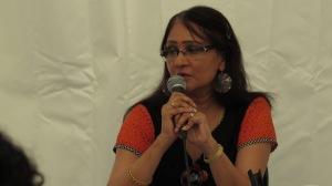 Ananda Devi invitée du Salon du livre Athéna 2015.