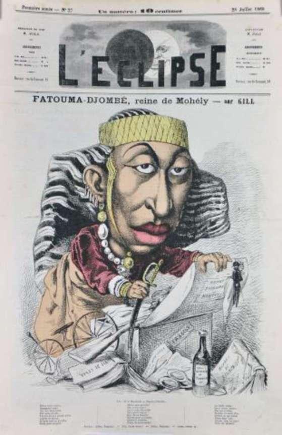 FatoumaDjombeMohelicacricature
