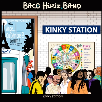 baco hiriz band kinky station