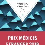 Audur Ava Olafsdottir donne voix à celles qui se retiennent, saluée par le Médicis étranger 2019